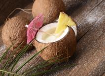 Malibu z mlekiem: przepis na prostego drinka z likierem kokosowym