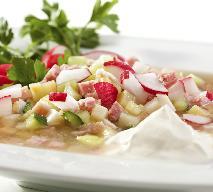 Okroszka i czorba - przepisy na zupy z kwasem chlebowym