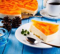 Owocowy śmietanowiec - ciasto na zimno