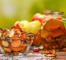 Kompot z jabłek, który może zastąpić kompot z suszu