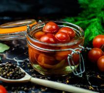 Marynowane pomidorki cherry na szybko