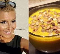 Katarzyna Skrzynecka nadal chudnie: zobacz przepis na fit zupę dyniową