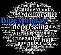 Blue Monday - najsmutniejszy dzień w roku