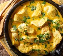 Kurczak curry - prosty przepis na szybki obiad
