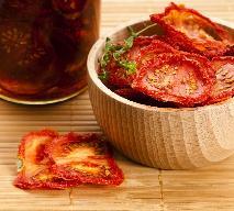 Suszone pomidory - jak je zrobić?