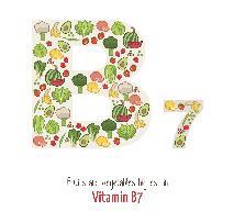 Witamina B7 - w jakich produktach spożywczych znajduje się witamina B7?