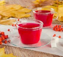 Znakomity sok z gruszek i jarzębiny na zimę