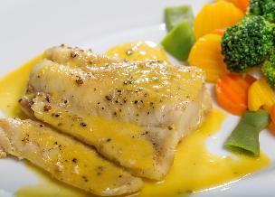 Sos maltański do gotowanych ryb i szparagów