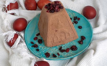 Wielkanocna pascha czekoladowa - sprawdzony przepis
