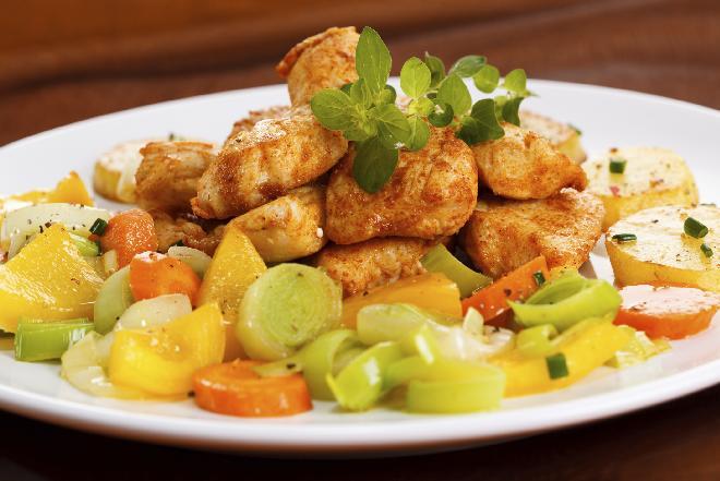 Indyk Duszony Z Warzywami Przepis Na Smaczny I Zdrowy Obiad