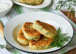 Kotlety z ziemniaków i młodej kapusty: zniewalająco pulchne i smaczne kotlety bezmięsne
