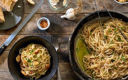 Makaron z anchois: ekspresowy przepis na pyszny obiad