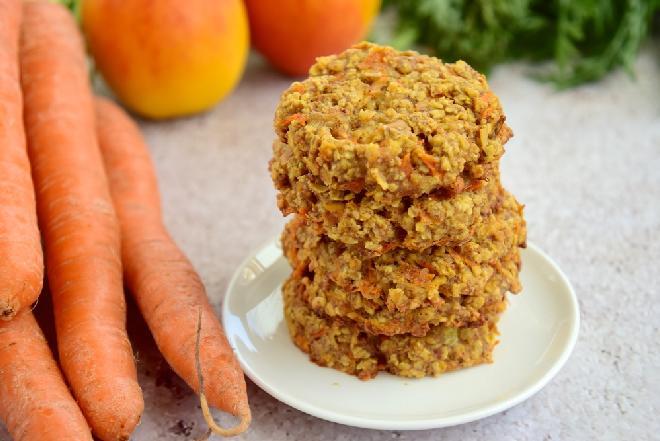 Kruche ciastka – Rock buns – z marchewką: przepis z programu TVP2 Pytanie na Śniadanie