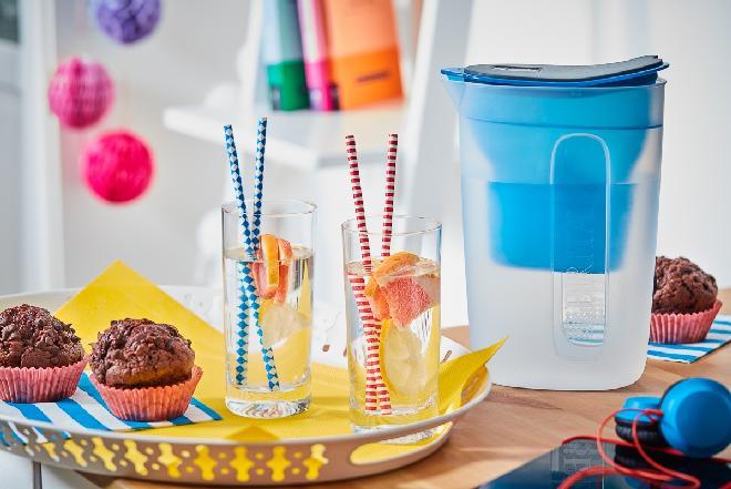 Dzbanek BRITA fill&enjoy Fun - mały, kolorowy dostarczyciel zdrowej wody